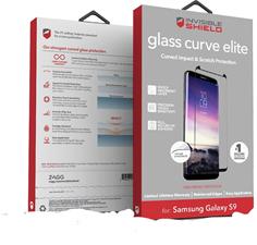 Zagg Galaxy S9 Invisibleshield Glass Curve Elite Full Adhesive Screen Protector