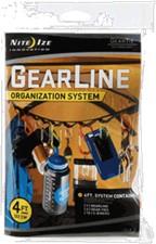 Nite Ize Gear Line 4' Organization System