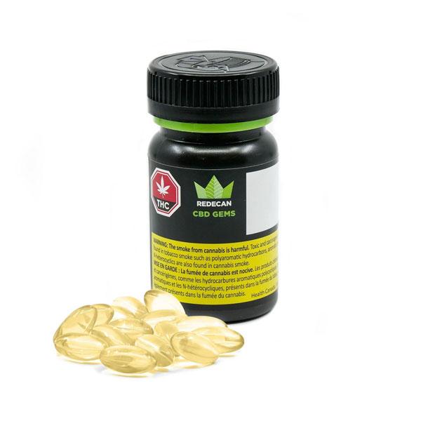 CBD Gems - Redecan - Capsule