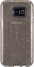 Speck Galaxy S7 edge Candyshell Clear Glitter Case