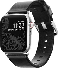 Nomad Apple Watch Modern Leather Slim Band 40mm/38mm
