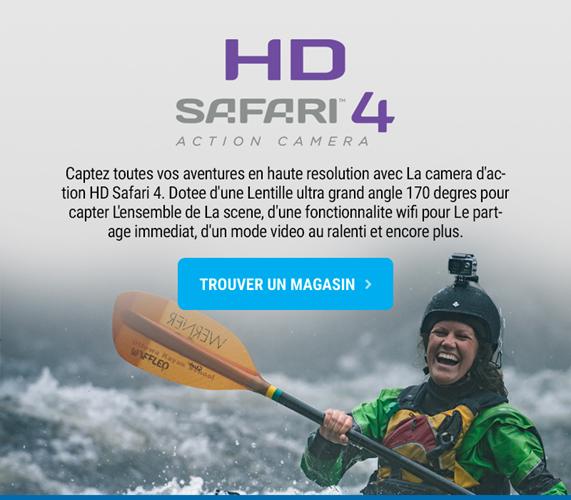 Safari 4 Action Camera - Trouver un magasin