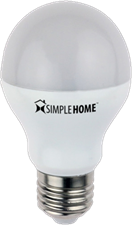 Jem Accessories Dimmable Smart Wifi LED Bulb