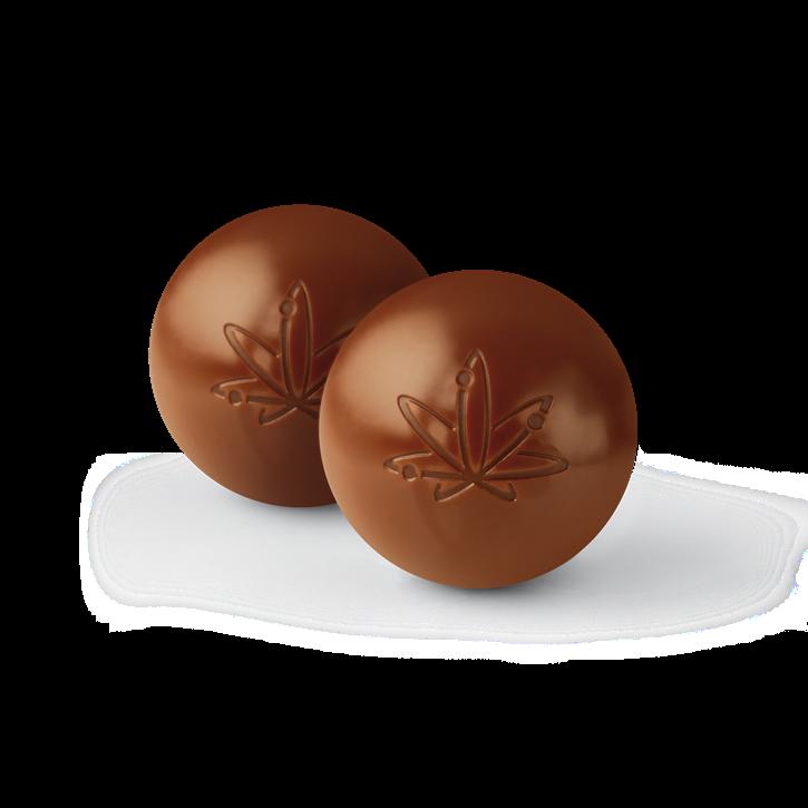 Gingerbread Milk Chocolate Byte - Edison - Chocolate