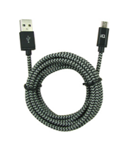 iQ Charge & Synchronize Micro USB Cable 6.6FT/2M