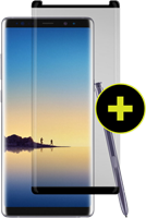 Gadgetguard Galaxy Note8 Black Ice Plus Cornice 2.0 Full Adhesive Curved Tempered Glass Screen Guard