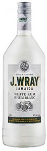 Forty Creek Distillery J. Wray Jamaica White Rum 1140ml