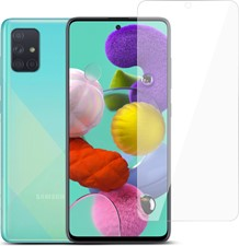 22 Cases Galaxy A51 Glass Screen Protector