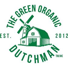 Organic LA CON - The Green Organic Dutchman - Dried Flower