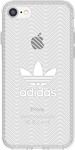 adidas iPhone XS/X ADIDAS Clear Cover