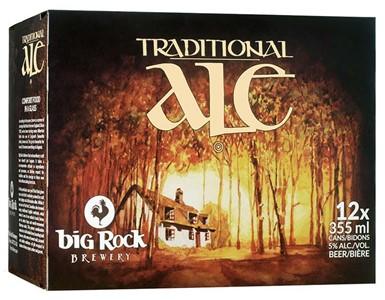 Big Rock Brewery 12C Traditional Ale 4260ml