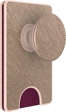 PopSockets Popwallet Card Holder With Swappable Device Stand And Grip