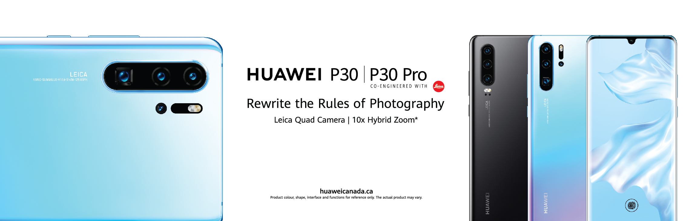 Rewrite the Rules of Photography
