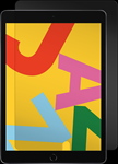 Gadget Guard iPad 10.2 7th Gen Black Ice Glass Screen Protector