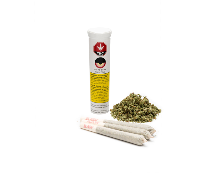 Island Glue - Good Buds- Pre-Roll