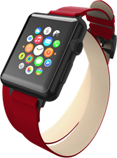 Incipio Apple Watch Reese Double Wrap Band 42mm