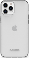 iPhone 12 Pro Max PureGear Clear Slim Shell Case w/Anti-Yellowing Coating