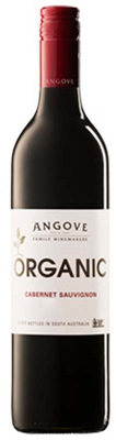 Vintage West Wine Marketing Angove Organic Cabernet Sauvignon 750ml