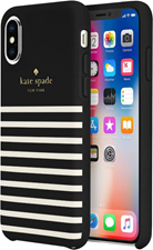 Kate Spade iPhone XS/X Protective Hardshell Case