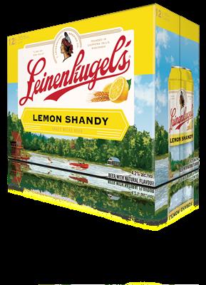 Molson Breweries 12C Leinenkugel's Lemon Shandy 4260ml
