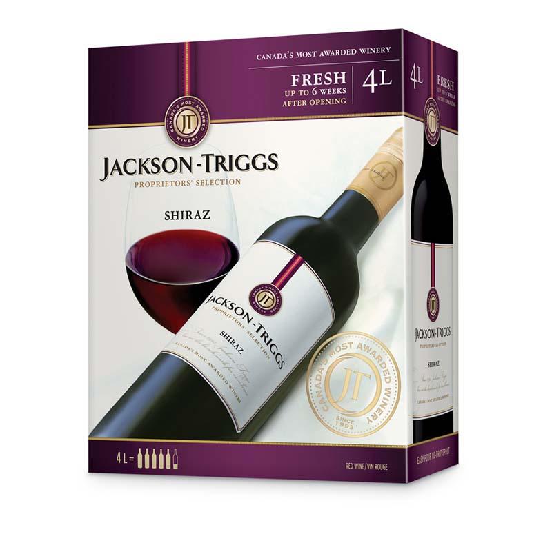 Jackson-Triggs Prop Select Shiraz 4000ml