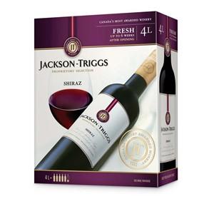 Arterra Wines Canada Jackson-Triggs Prop Select Shiraz 4000ml