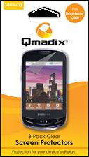 Qmadix Samsung BrightSide Screen Protector