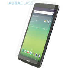 BodyGuardz LG G Pad X 8.0 AuraGlass Tempered Glass