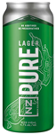 Independent Distillers Canada Nz Pure Lager 440ml
