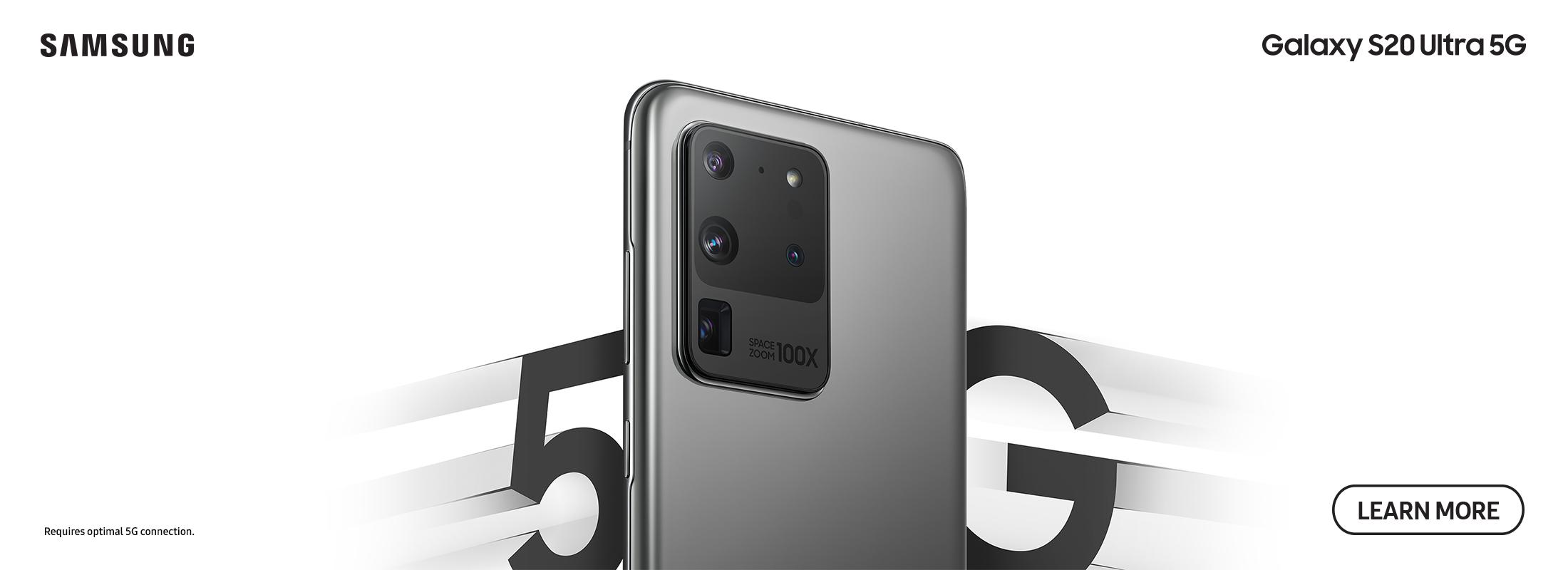 Samsung Galaxy S20 5G Ultra