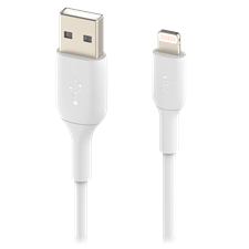 Belkin Boost Up Charge Usb A To Apple Lightning Cable 3ft