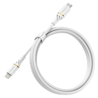 OtterBox Fast Charge Usb C To Apple Lightning Cable 1m - Cloud Dust