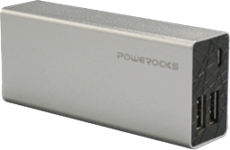 Powerocks Rose Stone Universal 6000mAh Extended Battery