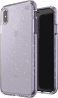 Speck iPhone XS Max Presidio Clear + Glitter Case