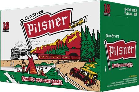 Molson Breweries 18B Pilsner 6138ml