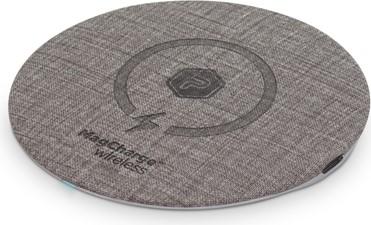 PowerPeak - 15W Aluminum MagCharge Wireless Fast Charging Pad