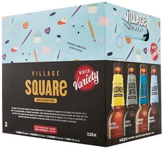 Village Brewery Village Square Winter Variety 3960ml