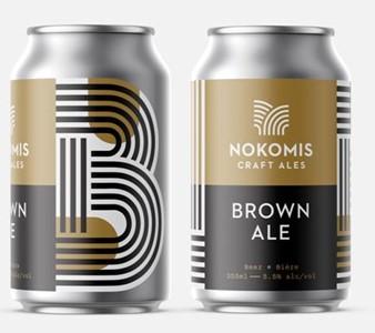 Nokomis Craft Ales Nokomis Brown Ale 1420ml