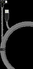 Candywirez 10' Nylon Woven Braided Lightning Cable