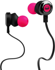 Monster Cable Products Monster Clarity HD Noise Isolating In-Ear Headphones