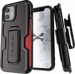 Ghostek iPhone 12 Pro Max Iron Armor Rugged Case with Holster