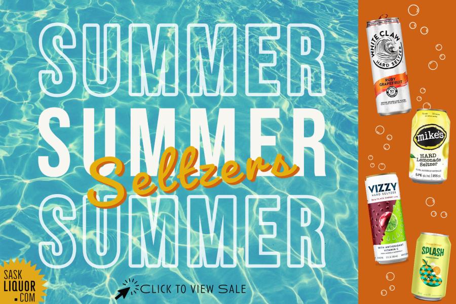 Summer Seltzers