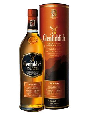 PMA Canada Glenfiddich 14 Yr Rich Oak 750ml