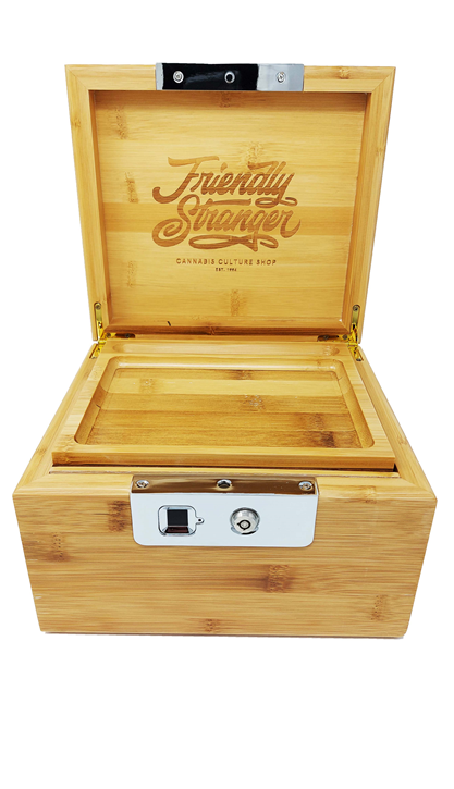 FS Finger Print Lock Box