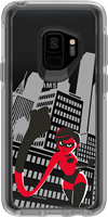 OtterBox Galaxy S9 Symmetry Series Clear Pixar Incredibles 2 Case