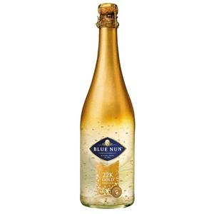 Trajectory Beverage Partners Blue Nun 24 K Gold Edition 750ml
