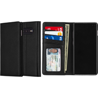 Uunique Galaxy S10+ Genuine Leather 2-in-1 Detachable Folio Case