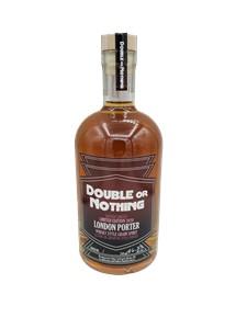 Outlaw Trail Spirits Double or Nothing London Porter Whisky Style Grain Spirit 750ml