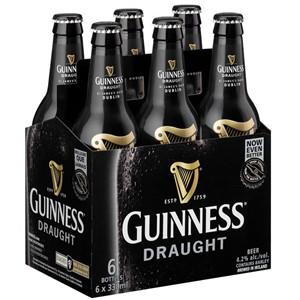 Diageo Canada 6B Guinness Pub Draught 1980ml