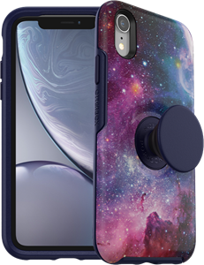 OtterBox iPhone XR Otter + Pop Symmetry Series Case